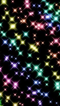By Artist Unknown. Planets Wallpaper, Star Wallpaper, Cellphone Wallpaper, Galaxy Wallpaper, Cool Wallpaper, Wallpaper Backgrounds, Iphone Wallpaper, Blue Butterfly Wallpaper, Colorful Wallpaper