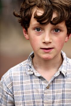 """That moment when you see a picture and think, """"Oh, that's THAT character when he was young!"""" and they won't be that age in the story...     This is Kaden, Jayson's dad.  :D"""