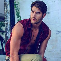 Good Morning by nick__bateman__germany Nick Bateman, Karate, Ontario, Stuart Reardon, Dark Blue Eyes, Fan Picture, Hair And Beard Styles, Look At You, Perfect Man