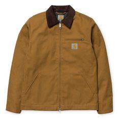 Carhartt WIP Detroit Jacket http://shop.carhartt-wip.com:80/it/men/jackets/I015264/detroit-jacket