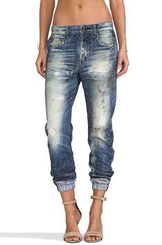 rag & bone/JEAN Pajama Jean in Miramar from REVOLVEclothing