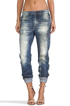 rag & bone/JEAN Pajama Jean in Miramar from REVOLVEclothing