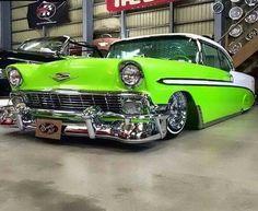 Green Chev