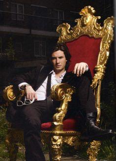 Ben Barnes (a.k.a Prince Caspian and Dorian Gray)