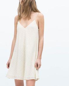Image 2 of FULL DRESS from Zara