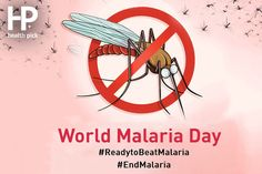 World Malaria Day Are We 'Ready to knock Down Malaria' This year? Knock Knock, Need To Know, World, Day, Health, The World, Health Care, Salud, Earth