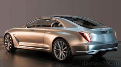 Концепт Hyundai HCD-16 / Vision G / концепт Хендай Вижн G