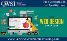 Marketing Designed Website - website design
