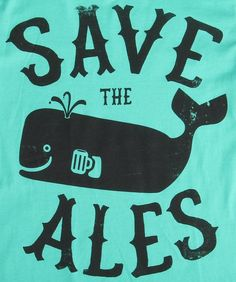 Save The Ales Whale