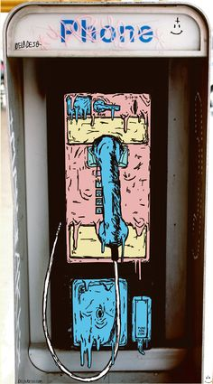Payphone +:) (you really don't see the importance of a payphone until you need one)