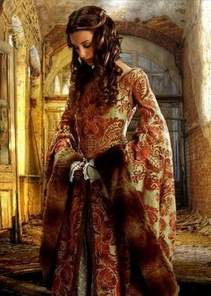 FANTASY & MEDIEVAL WONDERFULL FASHION: