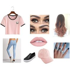 A fashion look from August 2016 by niallerbemine featuring WithChic and ASOS