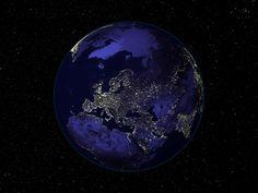 Europe by NASA