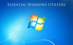 Little Known Gems for your Windows Computer -- This is a list of little-known but essential software utilities for Windows that are free, light-weight and add new and useful features to your computer.