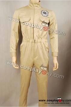 Lost Jumpsuit Dharma Costume Initiative Uniform V2-2