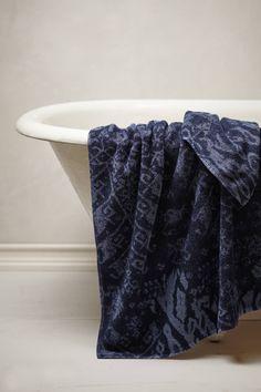 Bali Batik Towel | Anthropologie | $29.95