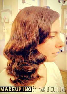 ONDAS AL AGUA  M△KEUP ing | M△RIU COLLINS Long Hair Styles, Beauty, Hairstyles, Beleza, Long Hairstyle, Long Hairstyles, Long Hair Cuts, Long Haircuts, Long Hair Dos