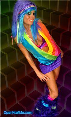 Rave Dress