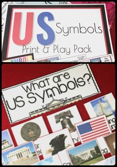 US SYMBOLS. A great