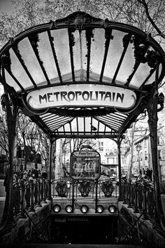 Montmartre - Abesses | Hallmann Johana