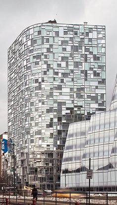 100 Eleventh Avenue / Jean Nouvel