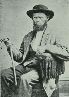 "Famous Mountain Men | Potter County's Seth Iredell Nelson, ""King Hunter of the Sinnemahoning ..."