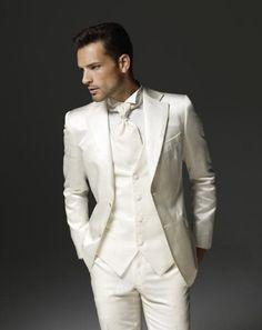 abiti da sposo bianco - Cerca con Google