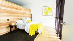 Shannon & Simon: Guest bedroom gallery | The Block Glasshouse | 9jumpin