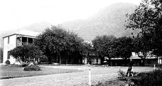 The Royal Hotel, Hout Bay c1910 Old Pictures, Old Photos, Old Oak Tree, Inner World, Local History, Cape Town, Wonders Of The World, South Africa, Explore