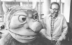"""Childfree Celebrity Spotlight: Maurice Sendak (author of Where the Wild Things Are): """"In a 2011 interview with radio host Terry Gross, Sendak was asked if he would have liked to have had children. 'No.There's too much hard work involved and I am devoted to being an artist and a person who reads books for the rest of my life - however long I have.'"""" I also recommend the interview with him linked in the bottom of the blog post."""