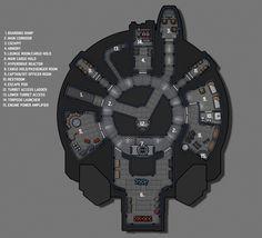 The Far Horizon deck-plans by Shoguneagle