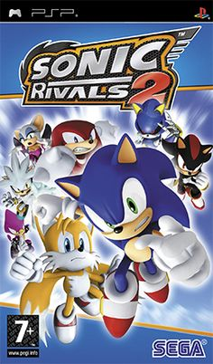 Sonic Rivals 2 (PSP)by Sega Of America Sales Rank in Video Games: 317 (was 9150 yesterday)Platform: Sony PSPBuy: Rs. used & new from Rs. (Visit the Movers & Shakers in Video Games list for authoritative information on this product's current rank. Playstation Portable, Playstation Games, Nintendo 3ds, Mortal Kombat Unchained, Ps4, Sonic The Hedgehog, Xbox, Videogames, Hot Toys Iron Man