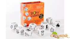 Rorys Story Cubes is a creative story generator, providing hours of imaginative play. With Rory's Story Cubes, anyone can become a great storyteller.