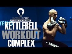 Advanced Kettlebell Workout Complex - YouTube