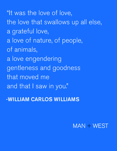 HELP me compare a poem from Walt Whitman with a William Carlos Williams poem!?