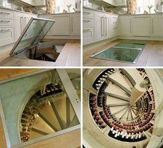 Personal Wine Cellars: