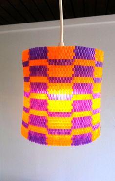 DIY Hama bead seed lamp by Hobbyshoppen
