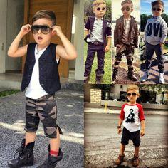 kid style gorgeous !