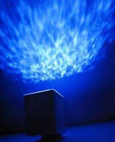 how to make your room look underwater with lighting | underwater, Reel Combo