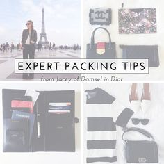 Expert Packing Advice From Jacey Of Damsel In Dior