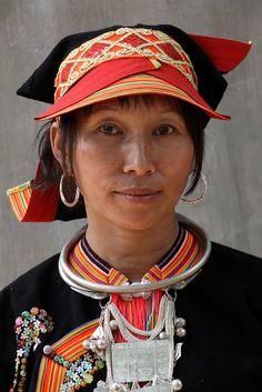 china - south yunnan   Flickr - Photo Sharing! Baishiyan - A Sha Yao (Dao) tribal village.