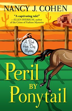 Peril by Ponytail Bad Hair Day Mysteries