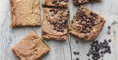 A delicious treat, packed with protein? How can you say no? Vega Blogger Robin of Knead to Cook revamped her Blondie recipe by adding Vega One, chickpeas and nut butter.