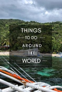 Things to do around the world. Recommendation of things to do in certain places across the world. Based on experiences of solo female traveller. Stuff To Do, Things To Do, Different Countries, Backpacker, Travelling, Trips, Around The Worlds, Country, Places