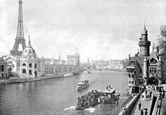 exposition universelle de Paris - 1900