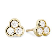 Hearts On Fire Effervescence Diamond Stud Earrings