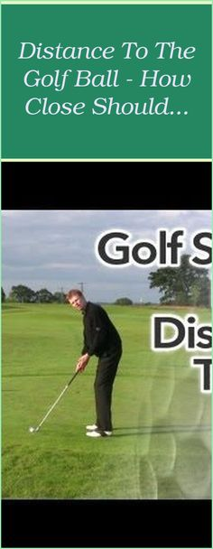 Distance to the Golf Ball - How Close Should You Stand to the Ball | Golf Grip Checklist | Better Golf Practice Better Golf Swing | Golf Swing Tips For Beginners | Golf Swing How To Compress The Ball. Golf Swing Errors Swing mistakes are particular mistakes that are made in the course of a live golf swing, when the club is moving. These top 10 golf swing pointers are important to fix your...