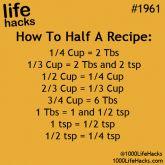 halfrecipe