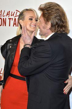 Johnny et Laeticia Hallyday, un roman d'amour