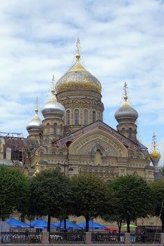Церковь Успения Пресвятой Богородицы, Санкт-Петербург